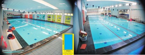 Indoor Learning Pool, Aquatic Achievers Swim School Gumdale