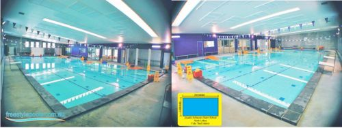Indoor Learning Pool Aquatic Achievers Swim School North Lakes