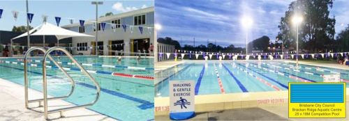 Competition Pool For Brisbane City Council, Emily Seebohm Aquatic Centre