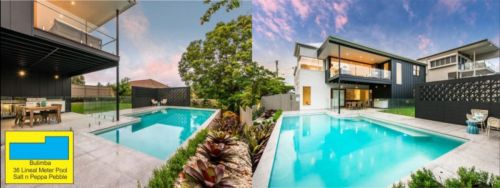 Bulimba Outdoor 36 Lineal Meter Pool