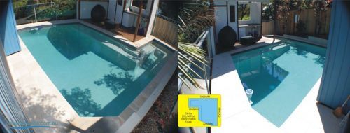Carina Angled Pool Design For Tight Backyard