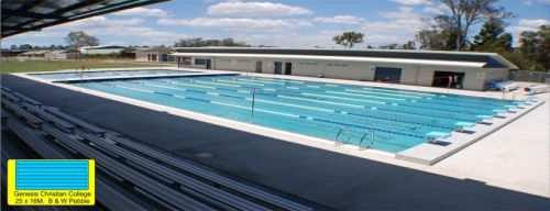 Genesis Christian College Aquatic Centre Lap Pool