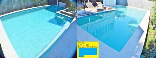 Hendra 9x4 Meter Outdoor Pool