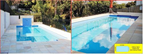 Holland Park Classic Backyard Pool 10x4 Meters