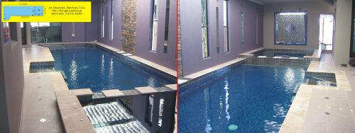 Sanctuary Cove Full Tile Indoor Pool & Heated Spa