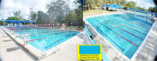 BCC Yeronga Memorial Lap Pool