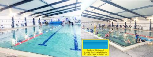 Indoor Learn To Swim Pool, BCC Emily Seebohm Aquatic Centre