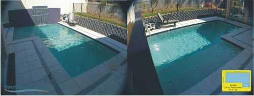 Redcliffe L Shaped Family Pool Build